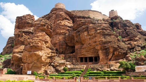 badami-cave-Temple-india