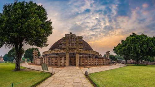 sanchi-stupa-temple-india