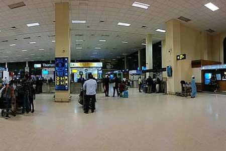 Airport-Colombo