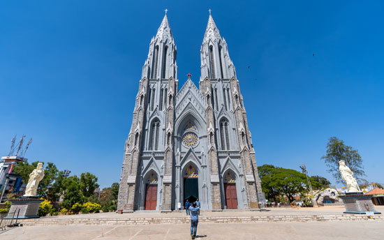 Churches of South India
