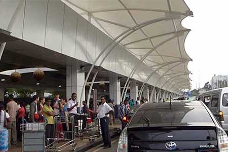 Colombo-Airports