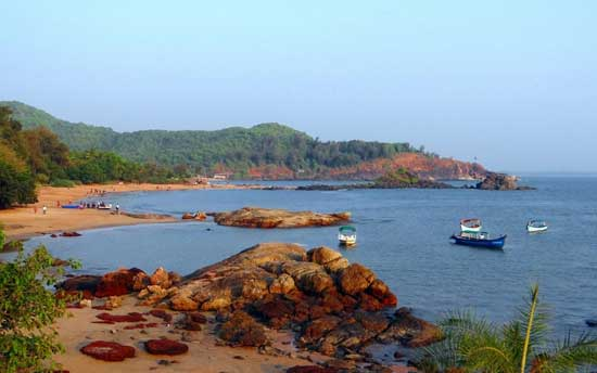 gokarna-beach-karnataka-india
