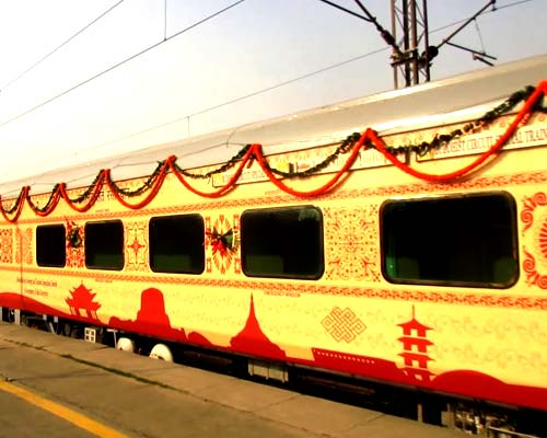 Buddhist Circute Special Train Tour Package