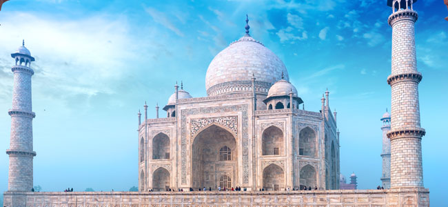 Agra – Delhi - Buddhist Circuit Luxury Tourist Train - Indian Panorama
