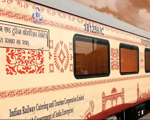Majestic Rajasthan Special Train Tour Package - Indian Panorama